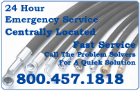 24 Hour Emergency Service - Call the problem solvers for a quick solution